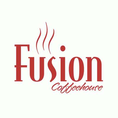 Fusion Coffeehouse Branding
