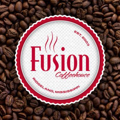 Fusion Coffeehouse Logo