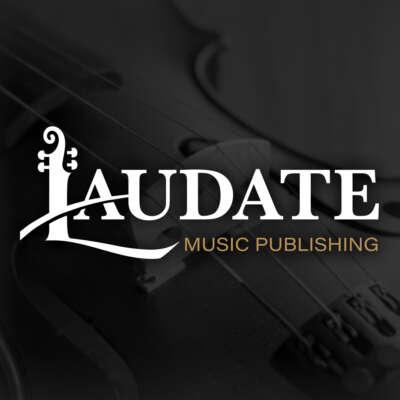 Laudate Music Publishing Logo
