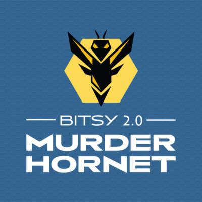 Murder Hornet Logo