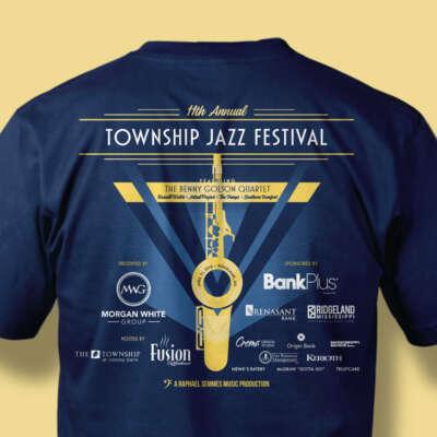 2018 Jazz Festival Shirt