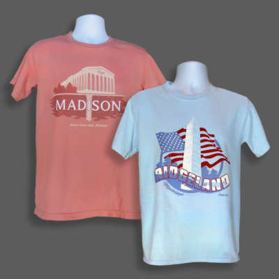 Madison & Ridgeland MS Shirts