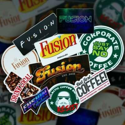 Fusion Stickers