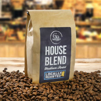 GB Bakery Coffee Bag