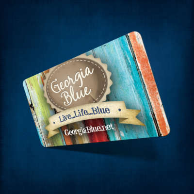 Georgia Blue Gift Cards