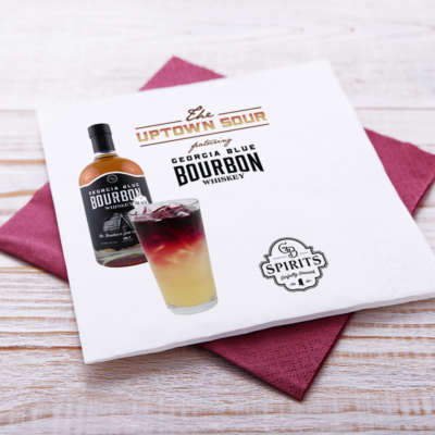GB Spirits Napkin