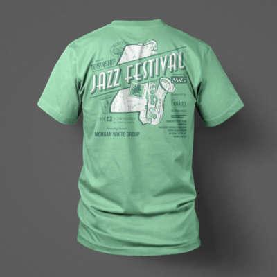 Jazz Festival Shirt 2015