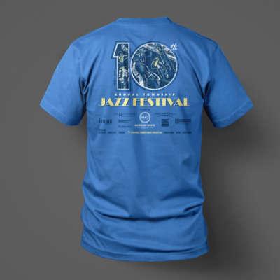 Jazz Festival Shirt 2017