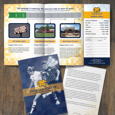 Mississippi College Soccer Brochure