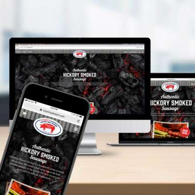 Country Pleasin eCommerce Site