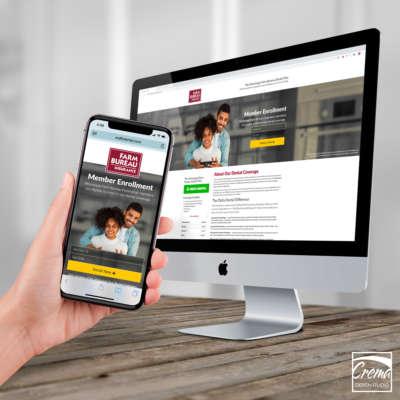 MS Farm Bureau Dental Website