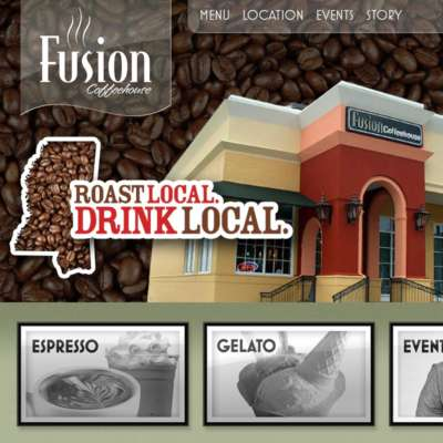 Fusion Coffeehouse Site